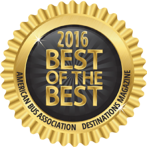 2016 Best of the Best American BUS Association Destinations Magazine